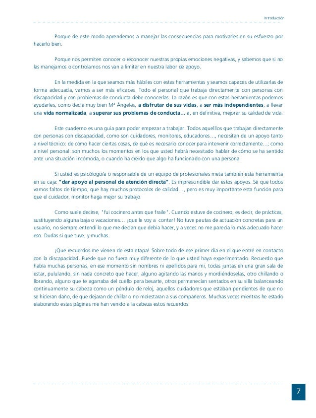 Conductas interior 1.FH11 Tue Nov 13 11:52:30 2007 Página 7 7 Introducción Porque de este modo aprendemos a manejar las co...