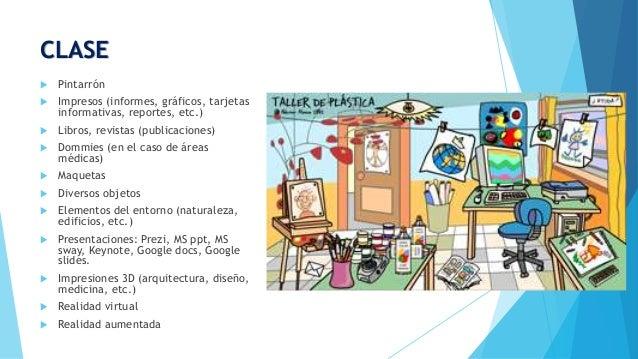 Apoyos visuales en la comunicación oral Slide 2