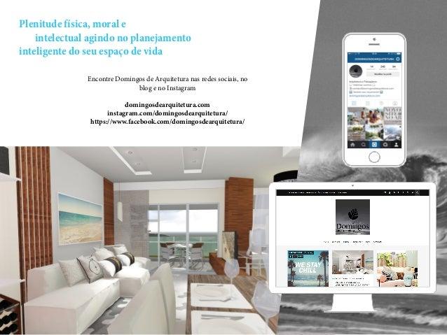 Encontre Domingos de Arquitetura nas redes sociais, no blog e no Instagram domingosdearquitetura.com instagram.com/domingo...