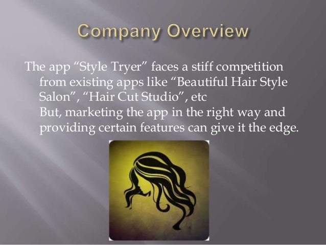 Marketing Plan for App: Style Tryer