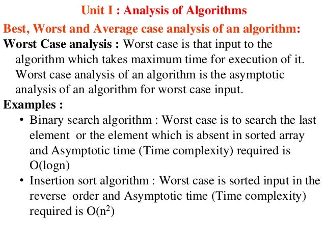 algorithm - Average complexity of binary search for an ...