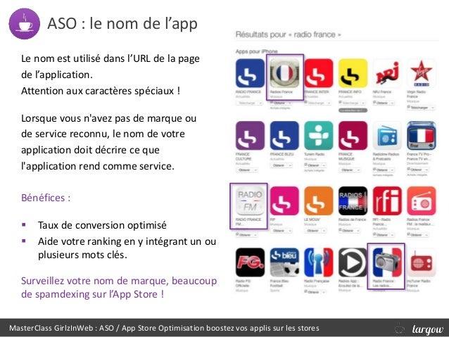 App Store Optimization Boostez Votre Appli Mobile Sur Les Stores