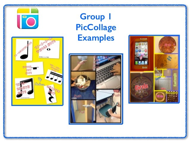 Group 1 PicCollage Examples