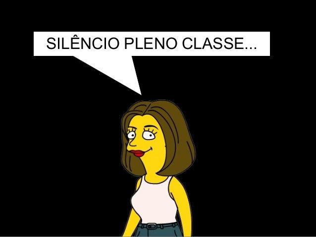 SILÊNCIO PLENO CLASSE...