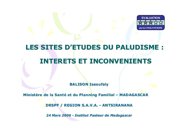 "!! """" ! #$ %! #$ % && $( $(  ))))))))**EVALUATIONpar les FACILITATEURSEVALUATIONpar les FACILITATEURSEVALUATIONpar les FAC..."