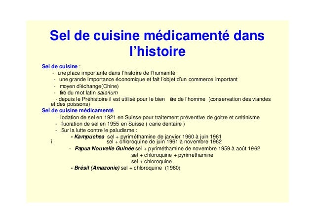 Sel de cuisine m dicament dans histoire de la lutte - Histoire de la cuisine ...