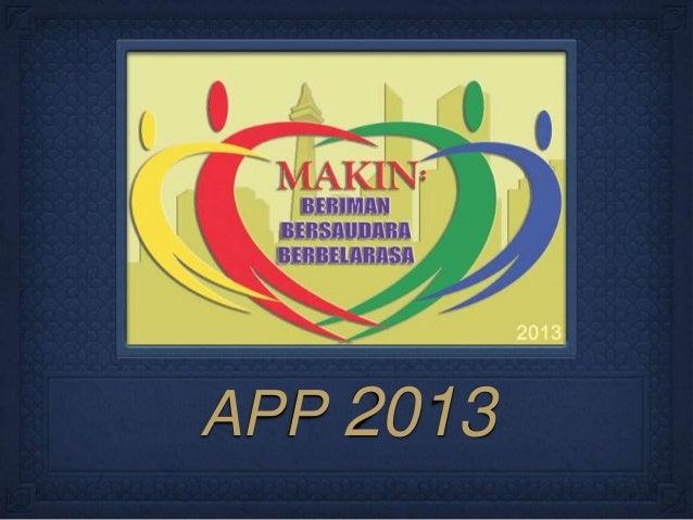 APP 2013