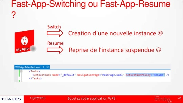 fast app resume wp8 using ad mediation in windows phone 8 app