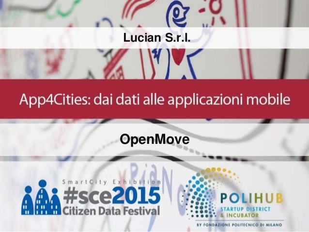 Lucian S.r.l. OpenMove