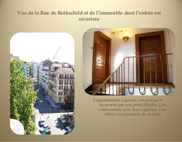 Appartement meublé-Rue_Rothschild_Genève-avril2014-français Slide 3