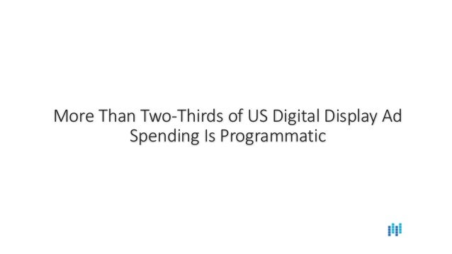 Webinar for Job Sites] What Programmatic Trends Mean for Job Sites