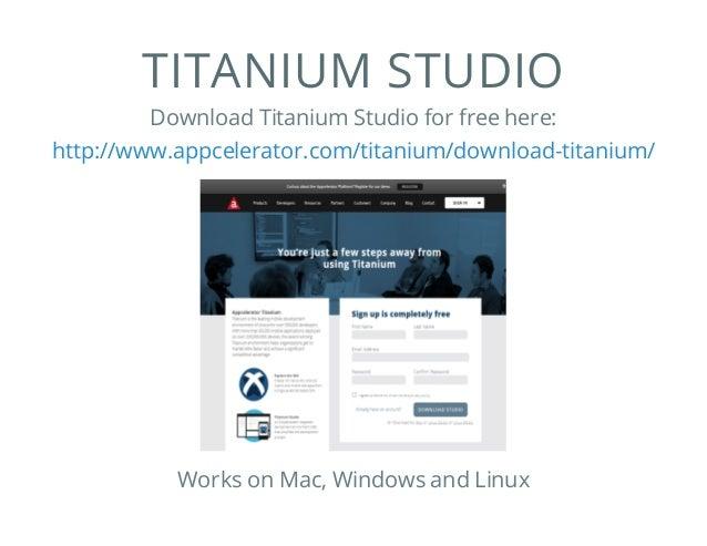 appcelerator-titanium-download