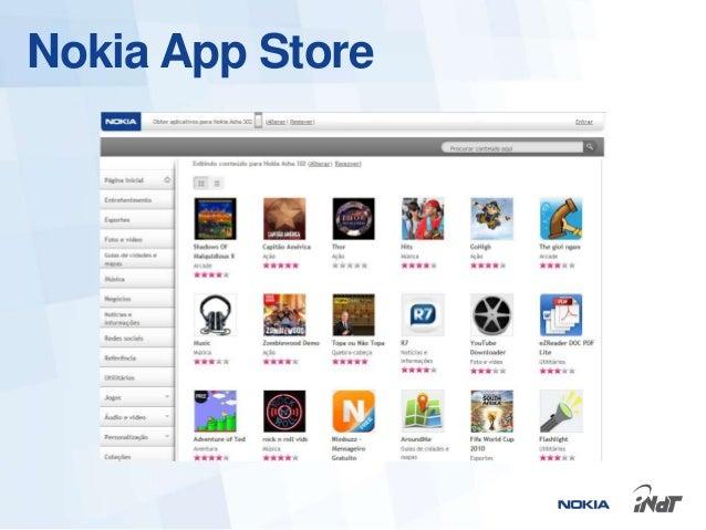 Nokia Asha App Development - Part 1