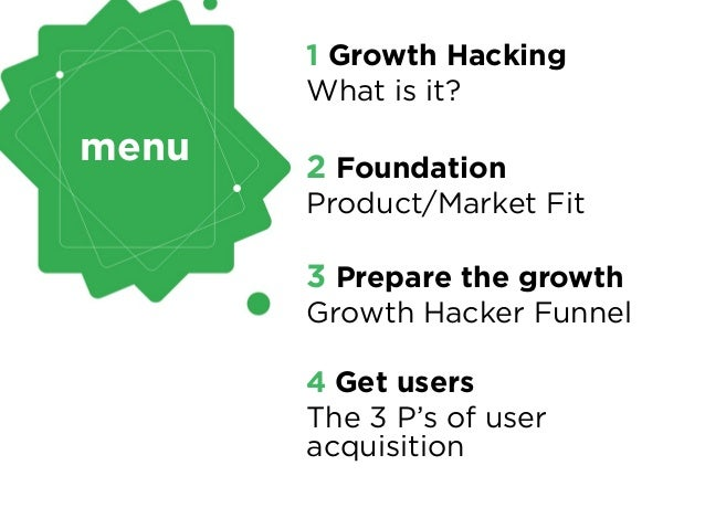 """What is Growth Hacking? @DanMartell Founder, Clarity """"Growth Hacking is the process and mindset of searching for ways that..."""