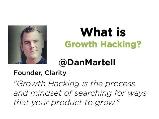 Sean Ellis coined the term Growth Hacker in 2010