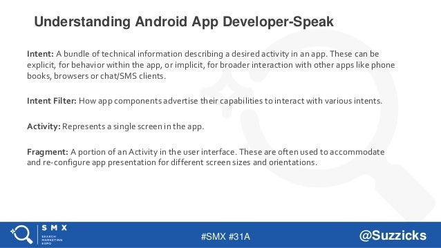 What You Need to Know About Google App Indexing - SMX West 2016