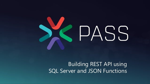 Building REST API using SQL Server and JSON Functions