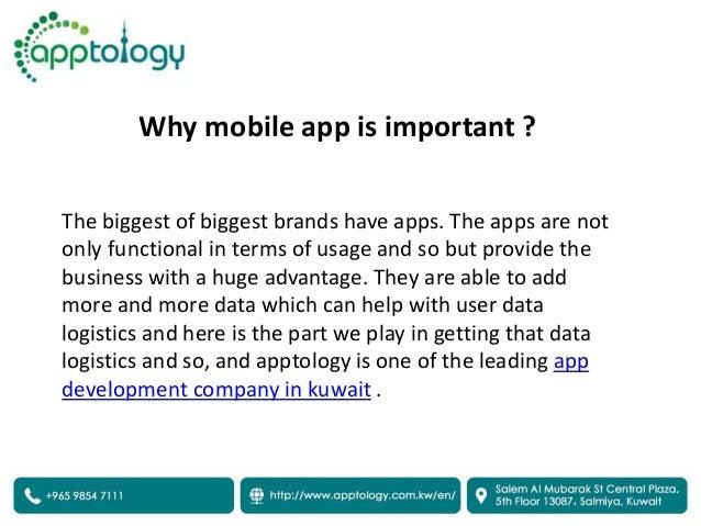 App development in kuwait
