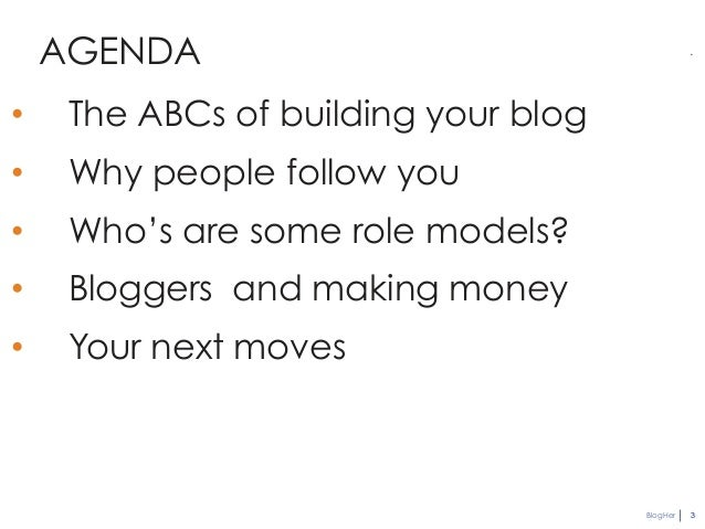 BlogHer: Building Your Blog for Business in 2015 Slide 3