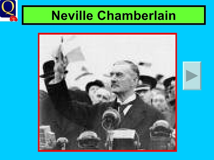 did chamberlain appease hitler essay Neville chamberlain and adolf hitler shook hands at the munich conference in  1938 this resulted in the pact, signed sept 29th, which recognized the german .