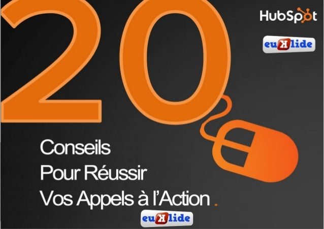 Cette présentation est ladaptation en français dune présentationréalisée en anglais par Hubspot.Si vous désirez obtenir da...