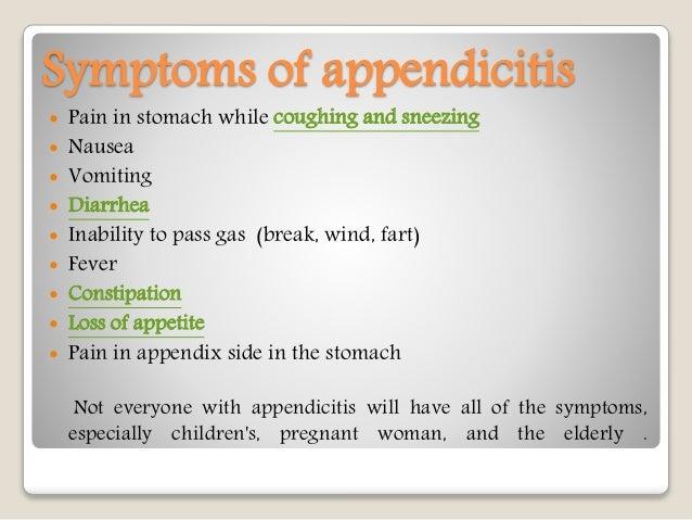 appendicitis symptoms, causes, treatment & prevention., Human Body
