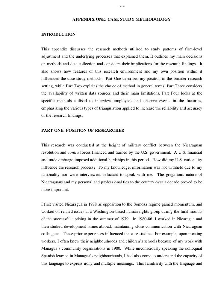 What are appendices in research paper - mobilki.by
