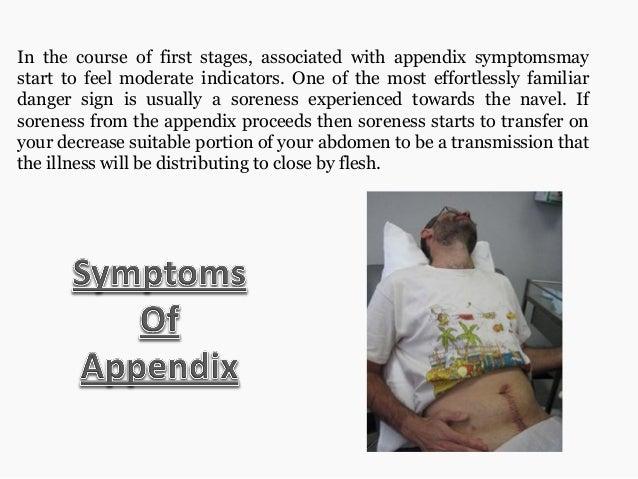 appendix pain, Human Body