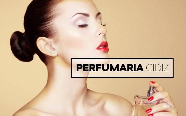 perfumaria Cidiz