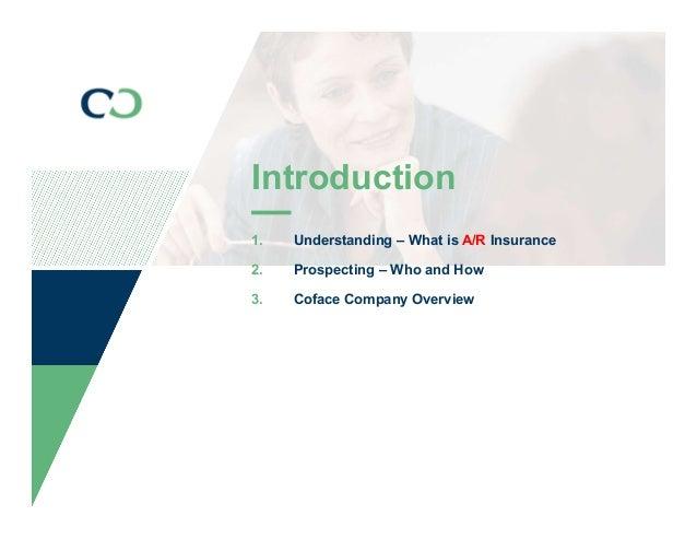 CoFace Credit Insurance - Account Receivables Insurance