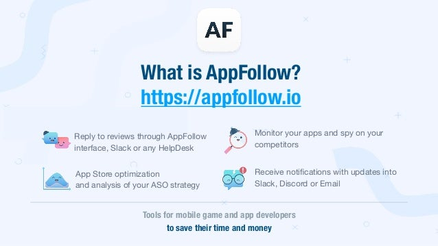 What is AppFollow? https://appfollow.io Reply to reviews through AppFollow  interface, Slack or any HelpDesk Tools for m...