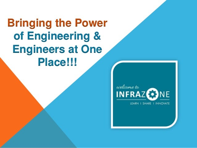 Bringing the Power of Engineering & Engineers at One Place!!!