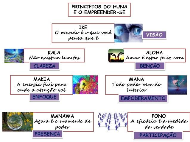 Os principios da Huna