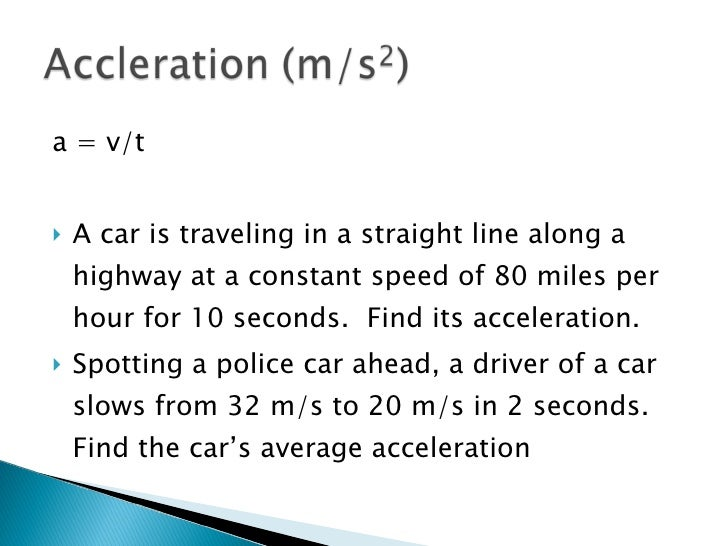 For A Car Traveling At A Speed Of S Miles