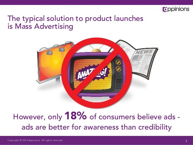 Boost Your Product Launch With Influence Marketing {eBook} Slide 3