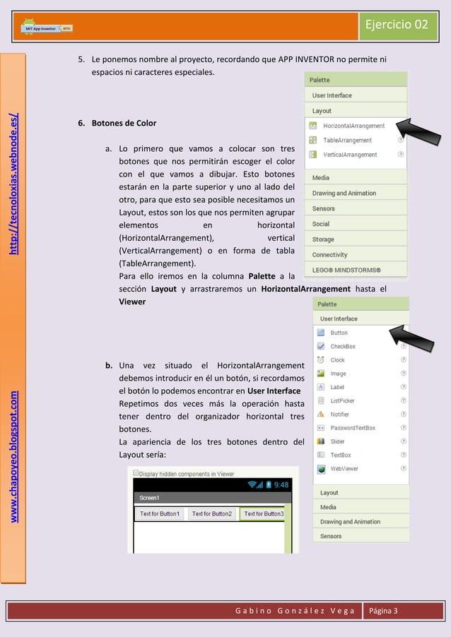 Ejercicio 02  www.chapoyeo.blogspot.com  http://tecnoloxias.webnode.es/  5. Le ponemos nombre al proyecto, recordando que ...