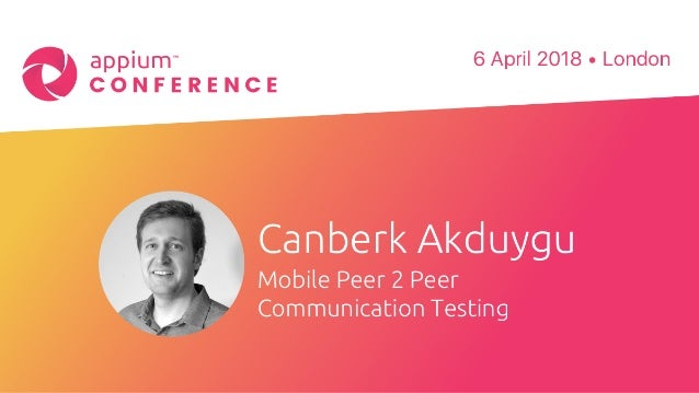 Canberk Akduygu Ex-Java Developer Chief Test Architect @ Testinium Product Owner @ Loadium Blogger @ swtestacademy