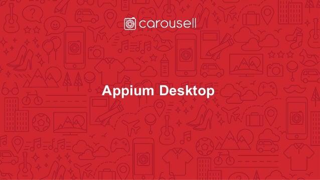 Appium workshop technopark trivandrum