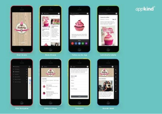 Deine eigene App von appkind Slide 3
