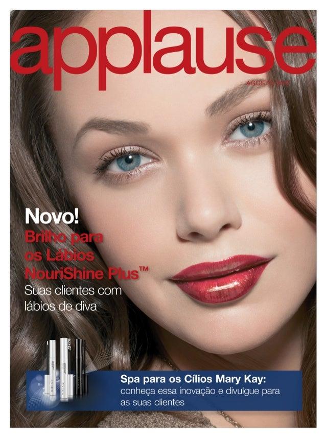 Novo Brilho para os Lábios NouriShine Plus™ Possibilities Preço Sugerido: R$ 31,00 Código: 10-053365 Pontos: 19 Bom para v...