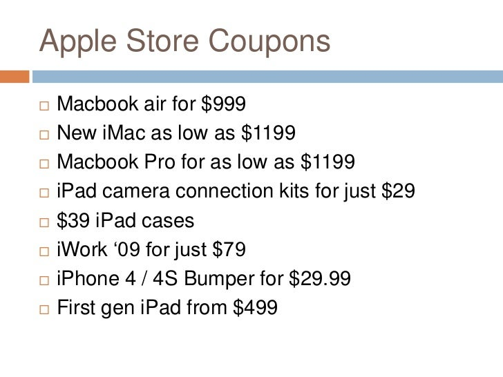 6 of the Best Ways to Score Discounts on Apple Products