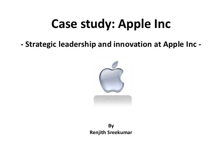 apple case study analysis The swot analysis of apple company clearly boasts about the various strengths  of the brand and how its weaknesses are far lesser then.