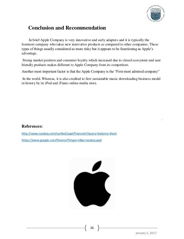 apple swot recommendation More than just recommendations swot analysis: apple we will attempt to address these questions by taking a look at apple's business and performing a swot.