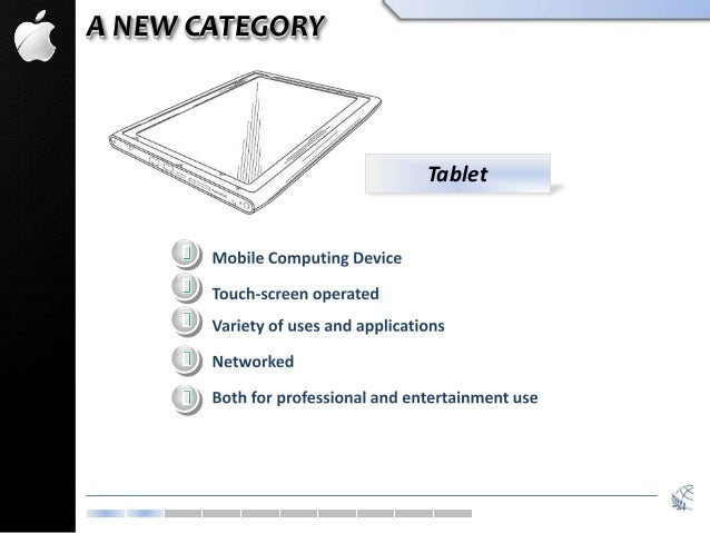 A NEW CATEGORY Tablet