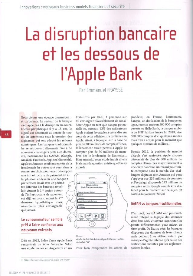 Apple mobile-banking