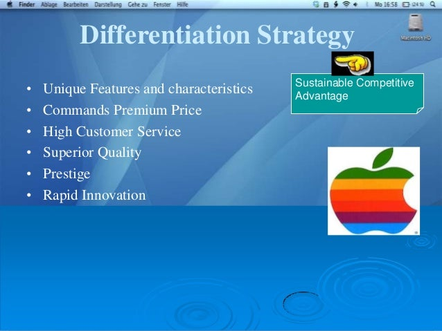 iphone product differentiation If tim cook announces an iphone 5 with only basic aesthetic changes, i will still shell out $299 to upgrade my iphone 4 on launch day  and unexpected features to include in your product i .