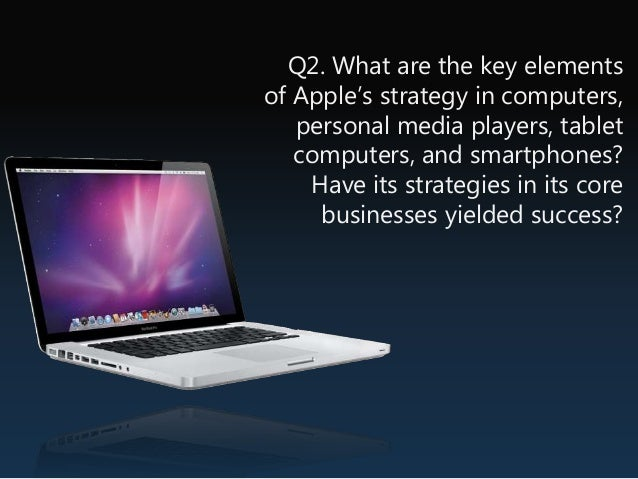 apple differentiation strategy pdf