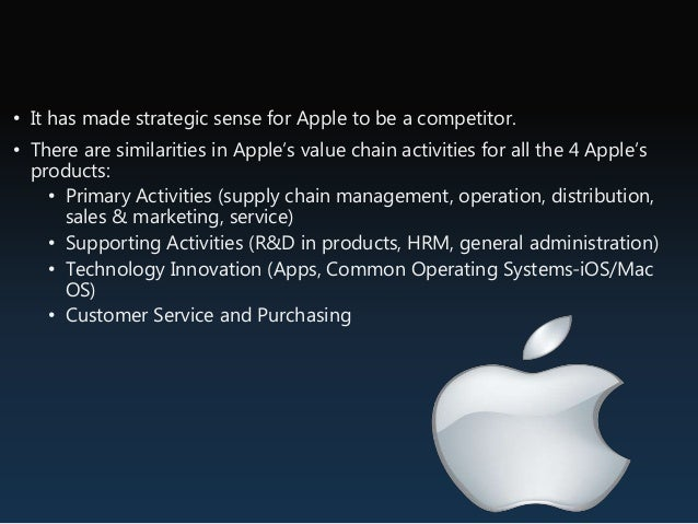 are the value chain activities that apple performs in computers personal media players tablet comput Does it make good strategic sense for apple to be a competitor in the computer, personal media player, smartphone, and tablet computer industries are the value chain activities that apple performs in computers, personal media players,.