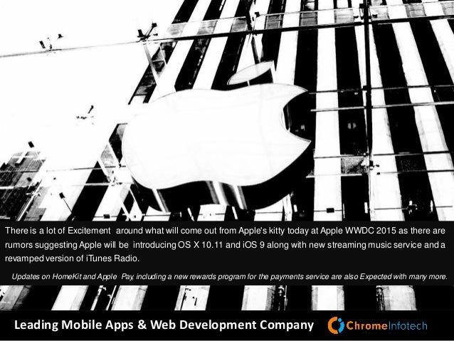 Apple WWDC-2015 Slide 2
