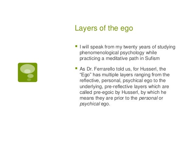 Embodied Self and Other--A Phenomenological Perspective Slide 2